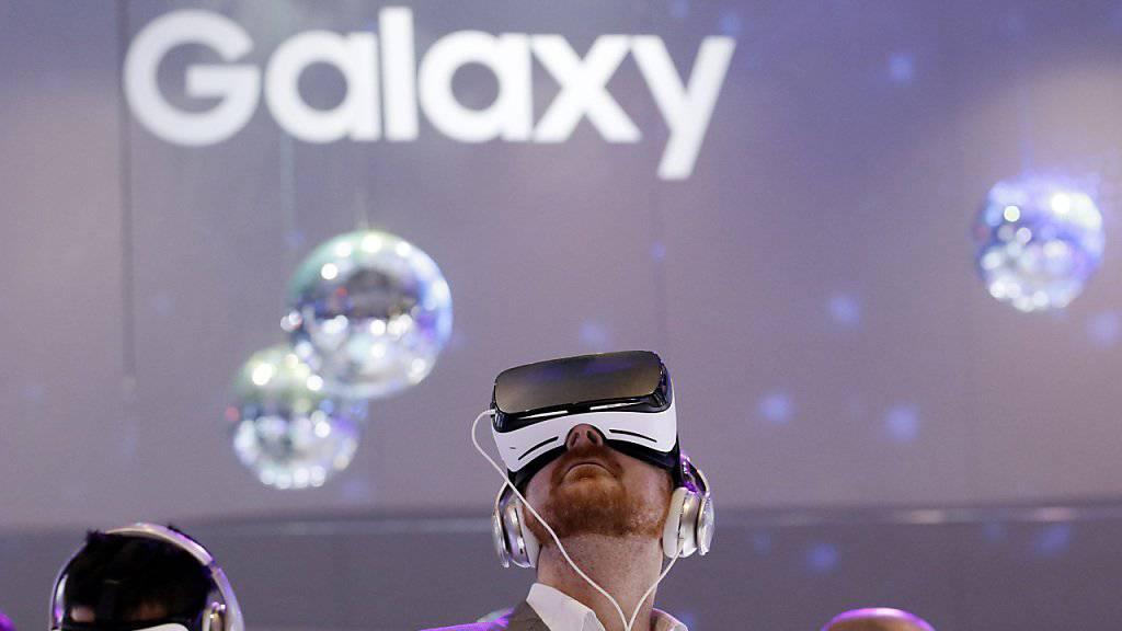 Der Smartphone-Hersteller Samsung trennt sich von Technologieunternehmen. (Symbolbild)