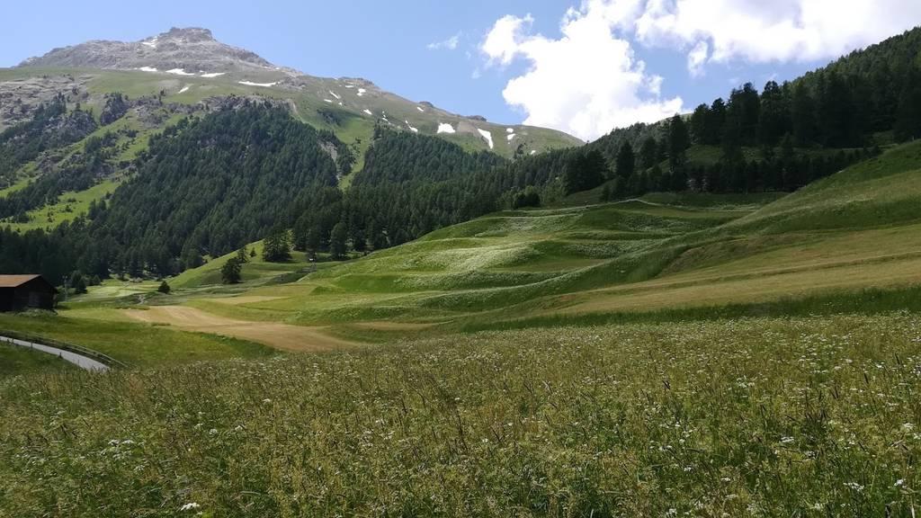 Wander-Hotel-Hopping im Oberengadin