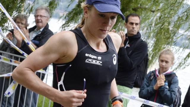 Daniela Ryf gewann Ironman in Kopenhagen