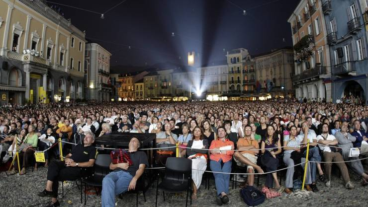 Nicht in diesem Jahr: Das Locarno Film Festival 2020 musste wegen des Coronavirus abgesagt werden. (Archivbild)