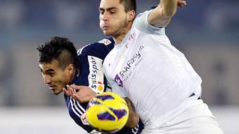 FCZ-Vertieidger Jorge Teixeira wechselt zu Siena in die Serie A.
