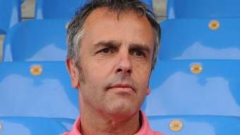 Rolf Bieri, Präsident des FC Grenchen.