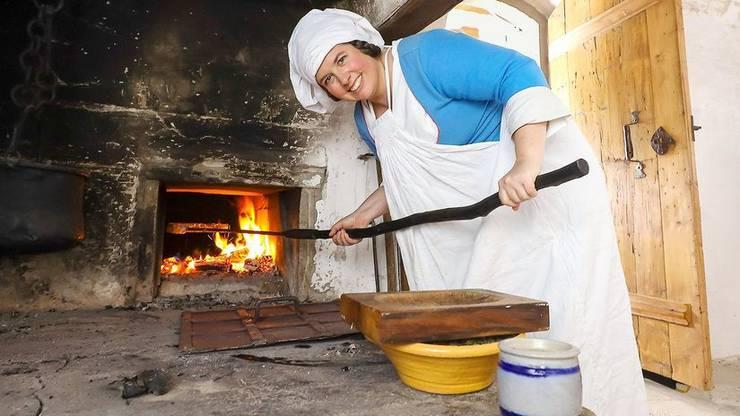 Alte Rezepte per Video: Angela Dettling ist Leiterin Vermittlung von Museum Aargau. Die Historikerin kocht für ihr Leben gern Gerichte aus 2000 Jahren.