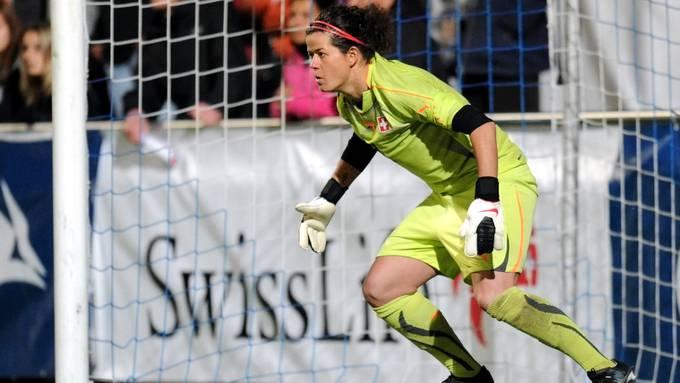 Zwischen 2003 und 2012 absolvierte Marisa Brunner 78 Partien für die Nationalmannschaft.
