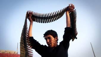 Libyen: Die Rebellen sind noch 150 Kilometer von Sirte entfernt