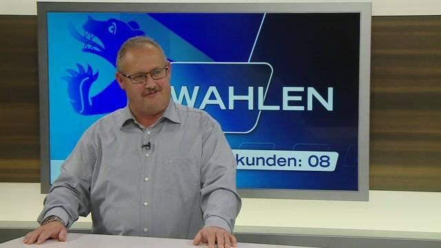 Kurz & knackig: Daniel Lehmann, SVP