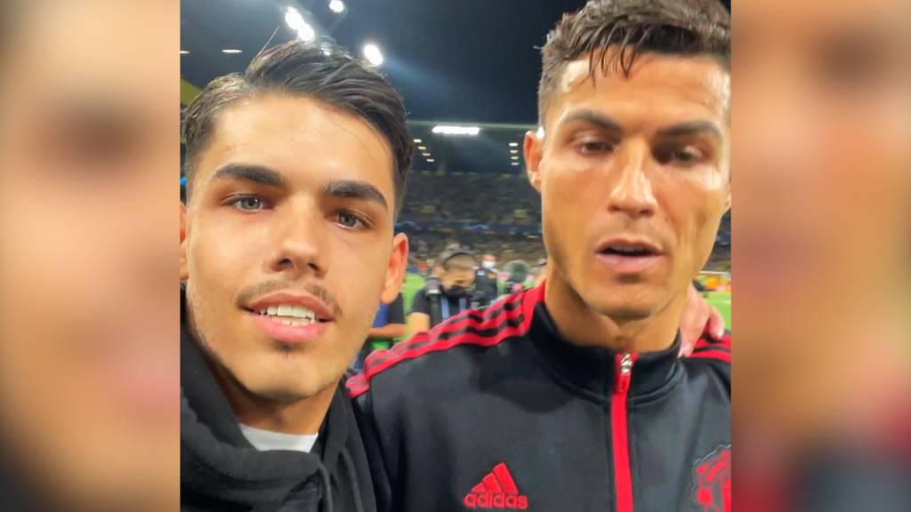 Fan flitzte in Bern übers Spielfeld: Dreijährige Stadionsperre wegen Ronaldo-Selfie