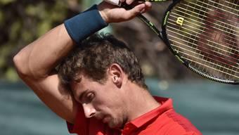 Für Henri Laaksonen bedeutet Wimbledon sportlich und finanziell ein Meilenstein der Karriere.