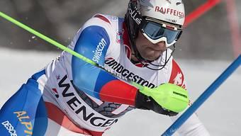 Silvan Zurbriggen setzt sich in der internen Qualifikation durch.