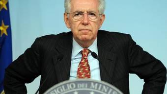Mario Montis Reform stösst auf Widerstand (Archiv)