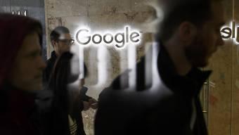 Google-Mitarbeiter protestieren weltweit gegen Sexismus im Konzern.