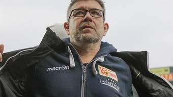 Urs Fischer und Union Berlin ist der Start in die Rückrunde der 2. Bundesliga geglückt