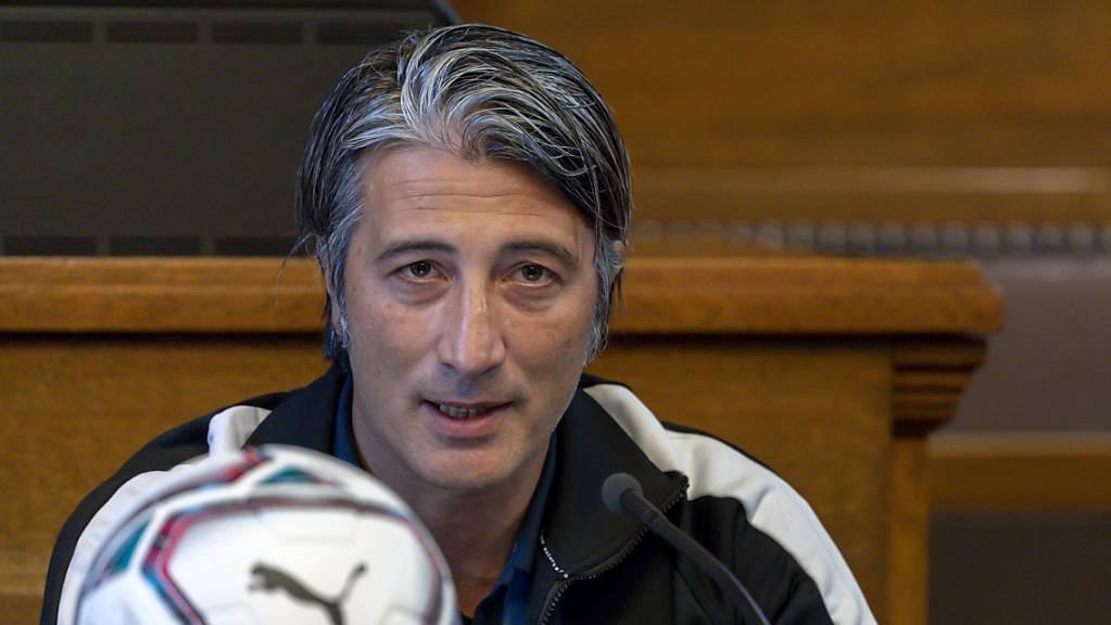 Murat Yakin präsentiert in Basel sein erstes Aufgebot als Trainer der Schweizer Nationalmannschaft
