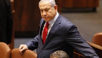 Schaffte es nicht, binnen sechs Wochen nach der letzten Wahl eine neue Regierung zu bilden: Israels Premierminister Benjamin Netanyahu.