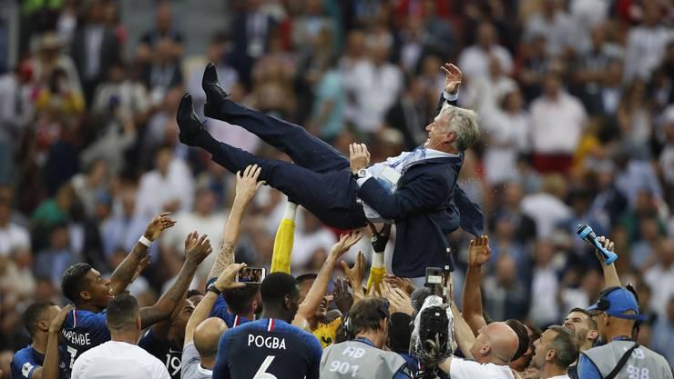 Didier Deschamps ist als Spieler und Trainer Weltmeister geworden