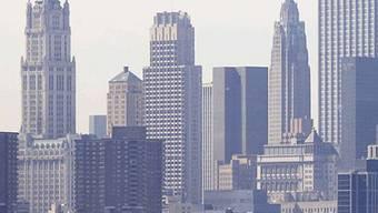 Teil der Skyline von New York (Symbolbild)
