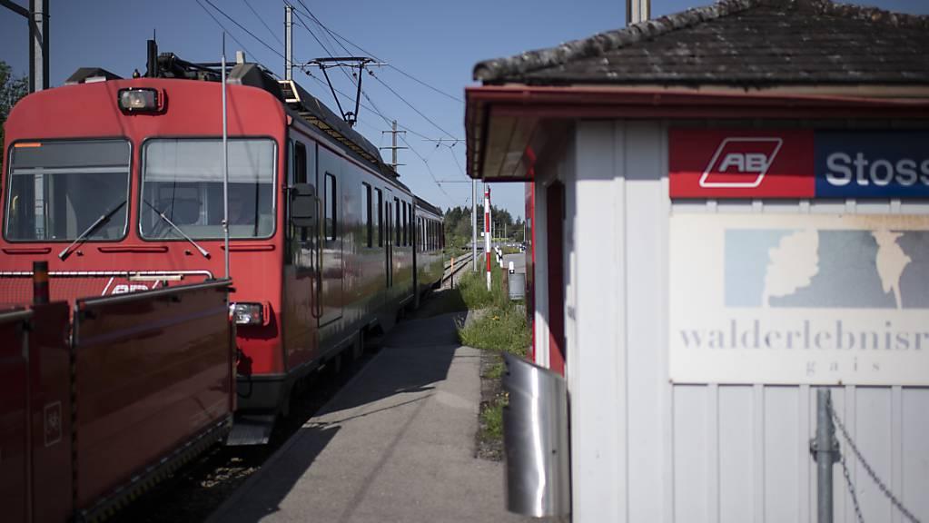 Die Appenzeller Bahnen weisen für 2019 positive Zahlen aus. (Symbolbild)