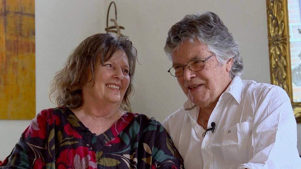 Silvia und Noldi erzählen ihre Liebesgeschichte