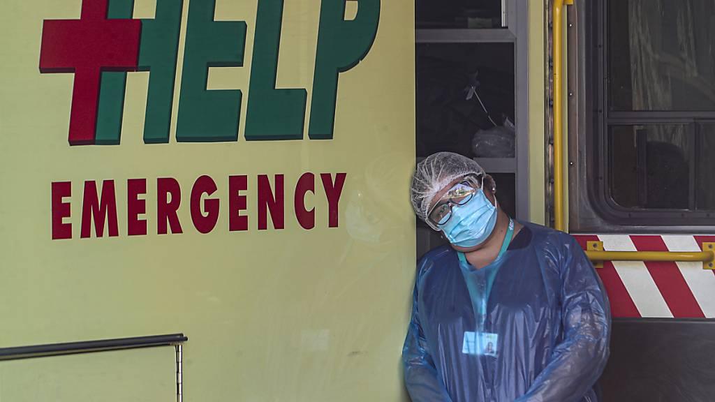 Mehr als 100 000 Corona-Infektionen in Chile