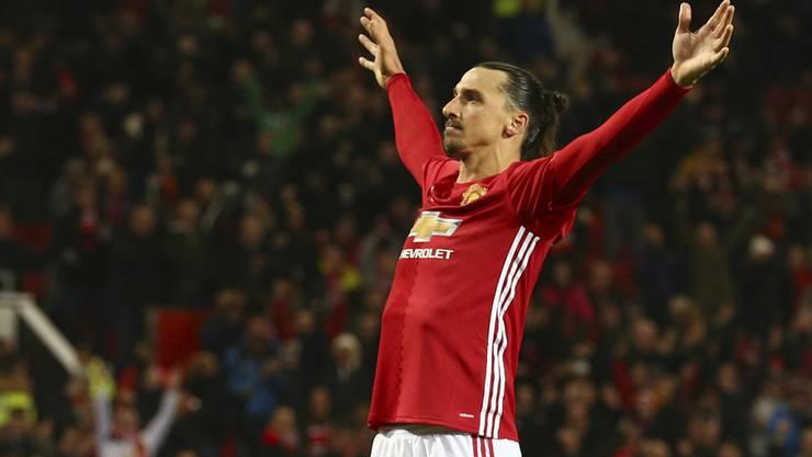 Hat Zlatan Ibrahimovic auch vor Gericht Erfolg?
