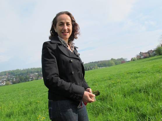 Bauvorstand Susanne Bereuter (parteilos) ist gespannt, welche Projekte die Bauherren für Leuen-Waldegg vorlegen werden.