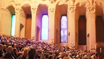 950 Personen nahmen an der Jahrestagung der Steiner-Bewegung teil.