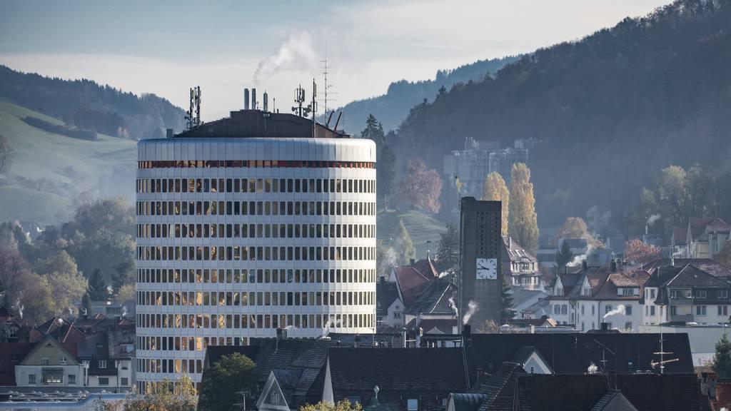 Erstmals seit 2005 wohnen wieder weniger Leute in St.Gallen.