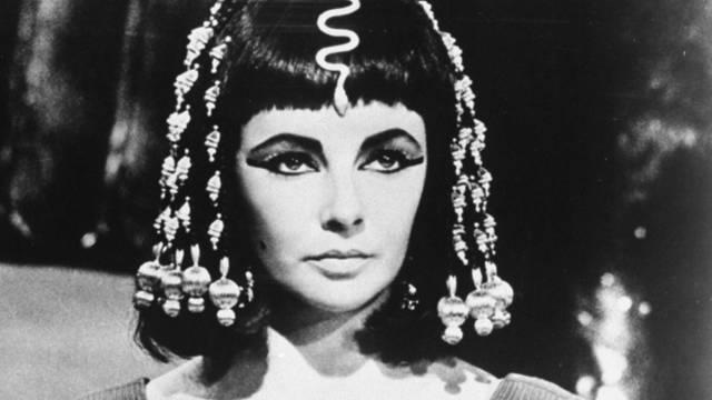 Liz Taylor auf einer Aufnahme aus dem Jahr 1963 (Archiv)