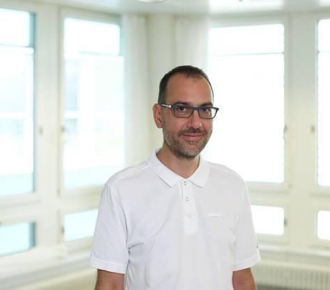 Infektiologe und Leitender Arzt am Kantonsspital Olten