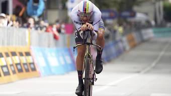 Weltmeister Filippo Ganna ist im Zeitfahren derzeit ein eindrückliches Phänomen