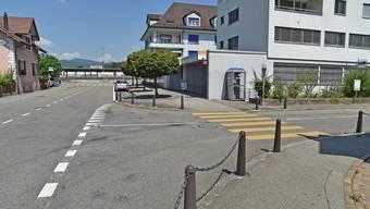 Tempo 30 gilt künftig unter anderem auf der Bodenackerstrasse in Bahnhofsnähe. Die Entschleunigung soll für mehr Sicherheit sorgen.