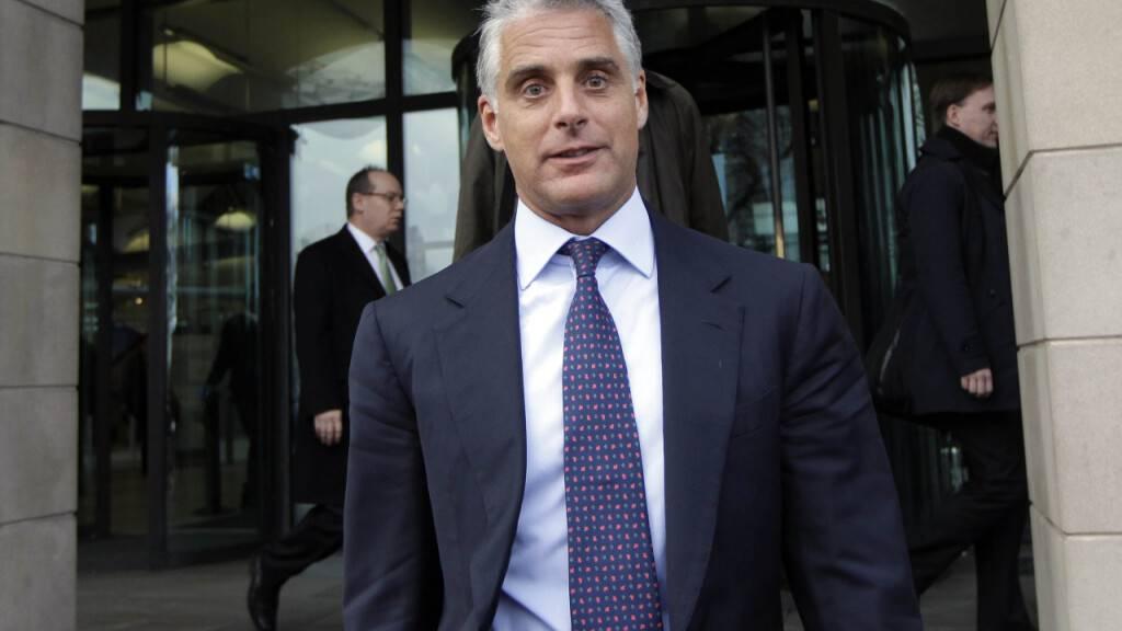 Der ehemalige Chef der UBS-Investmentbank und neue Chef von UniCredit, Andrea Orcel, fordert von der Bank Santander vor Gericht 35 Millionen Euro Gehalt der Bank Santander, die ihn fast als Chef angestellt hätte. (Archivbild)