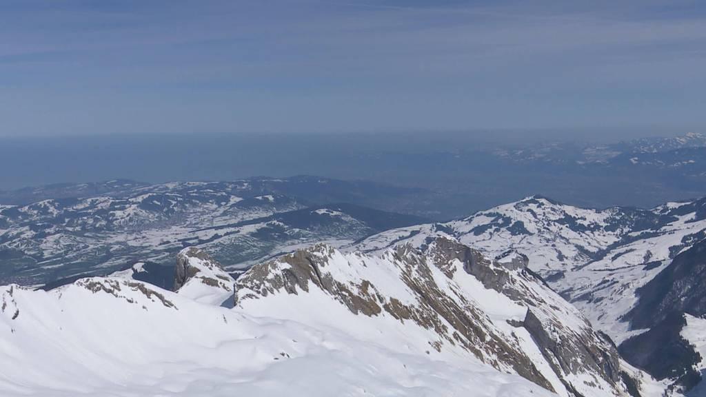 Warm und sonnig: Frühling in der Ostschweiz