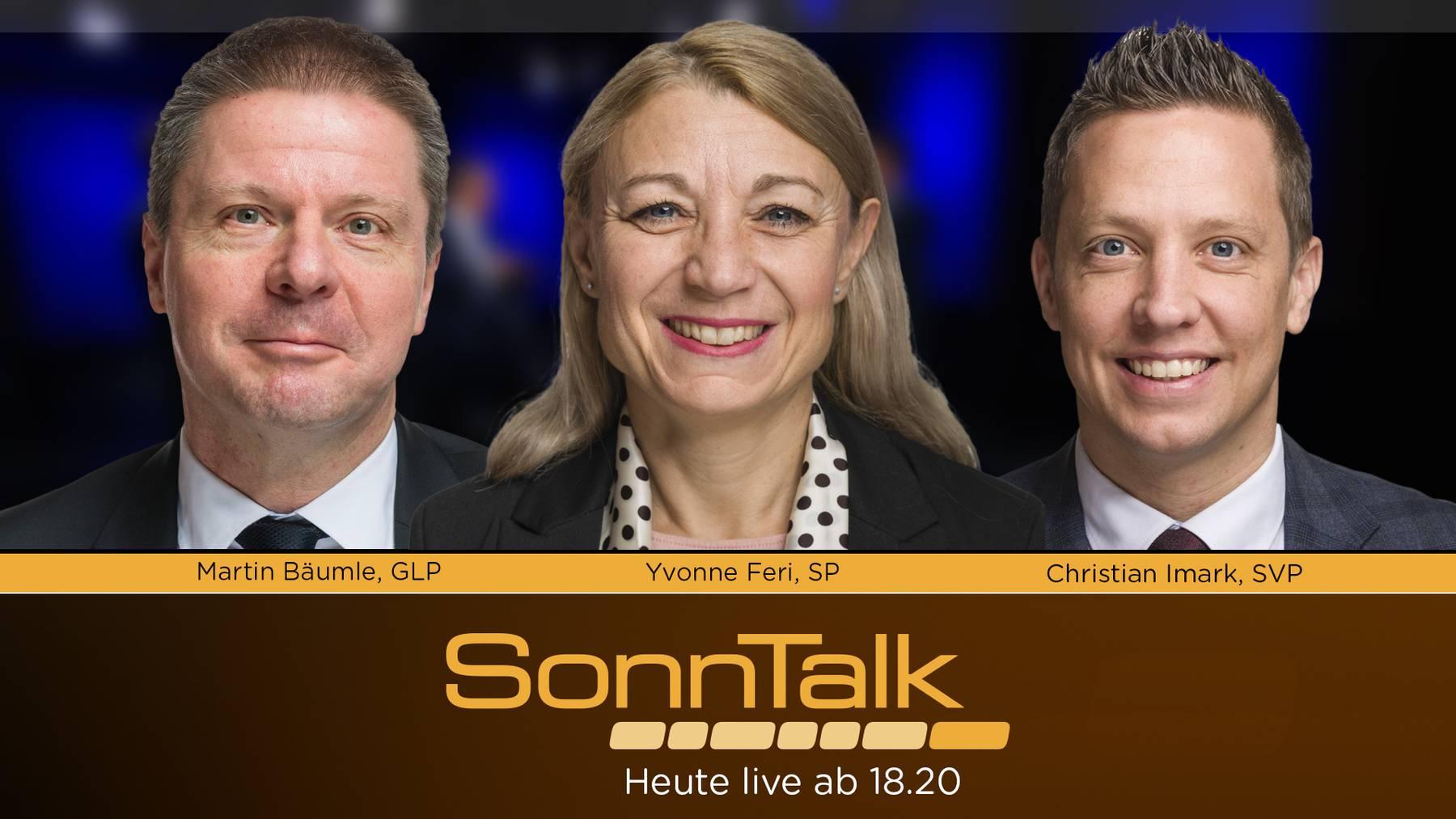 «SonnTalk» vom 23. Mai 2021