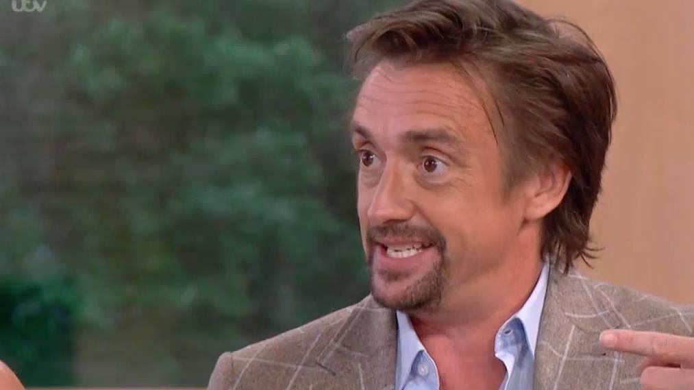 So leidet TV-Star Hammond nach Crash in der Schweiz
