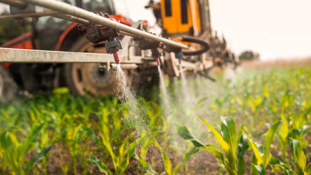 Rückstände von Pestiziden sind in Schweizer Böden weit verbreitet