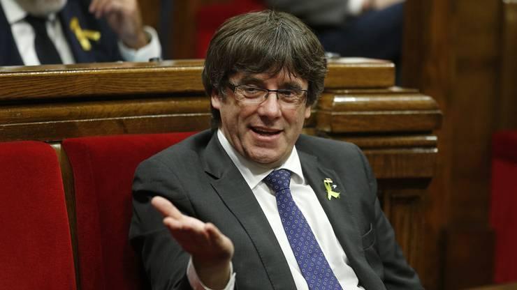Seit Januar 2016 ist Carles Puigdemont Präsident der Generalitat von Katalonien, welche im Rahmen des Autonomiestatuts die Selbstverwaltung der Region Katalonien ausübt.