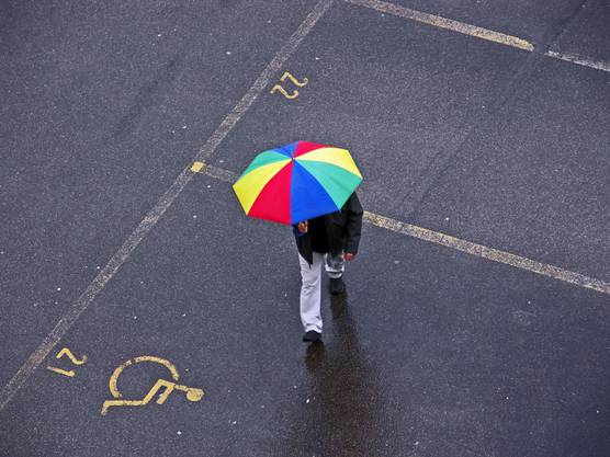 Am Tag als der Regen kam