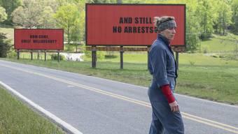 Trailer Three Billboards Outside Ebbing, Missouri