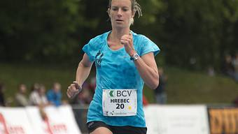Laura Hrebec rennt zu EM-Gold