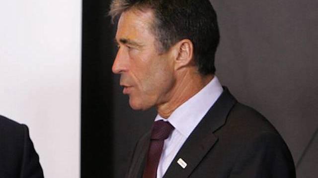 Rasmussen in der Pole-Position für NATO