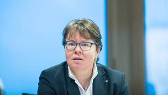 Hypi-CEO Marianne Wildi muss einen Gewinnrückgang hinnehmen. (Archiv)