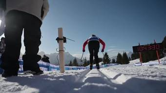 Start der National Games in Villars