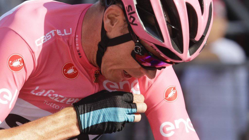 Für Chris Froome ist es keine Frage, ob er an der Tour de France startet