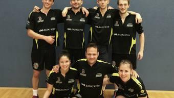 Der SC Uni Basel startet in die neue Badminton-Saison.