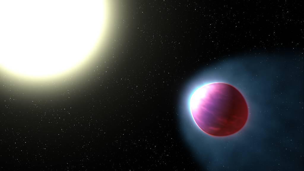 Forscher entdecken verdampfte Metalle in Atmosphäre von Exoplanet