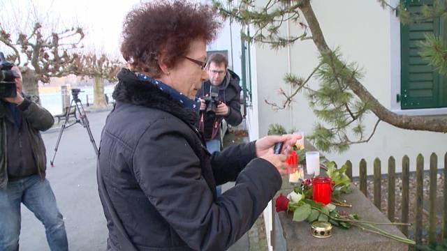 Grosse Trauer am Wohnort von Udo Jürgens
