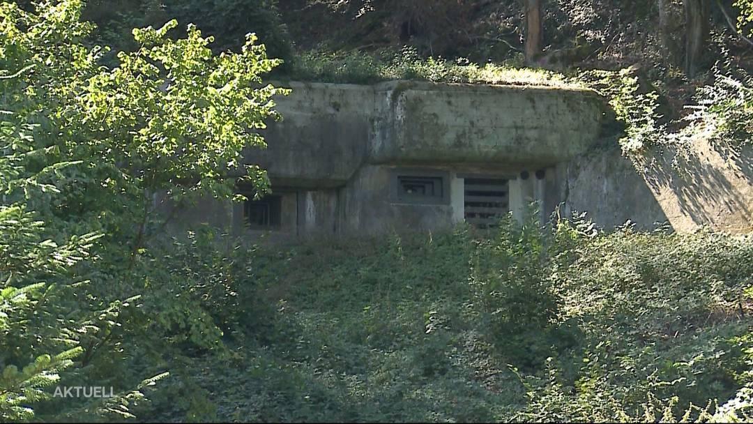 Rüfenach: Zu Besuch im Geheimbunker