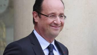 François Hollande kann auf die Mehrheit im Parlament zählen (Archiv)
