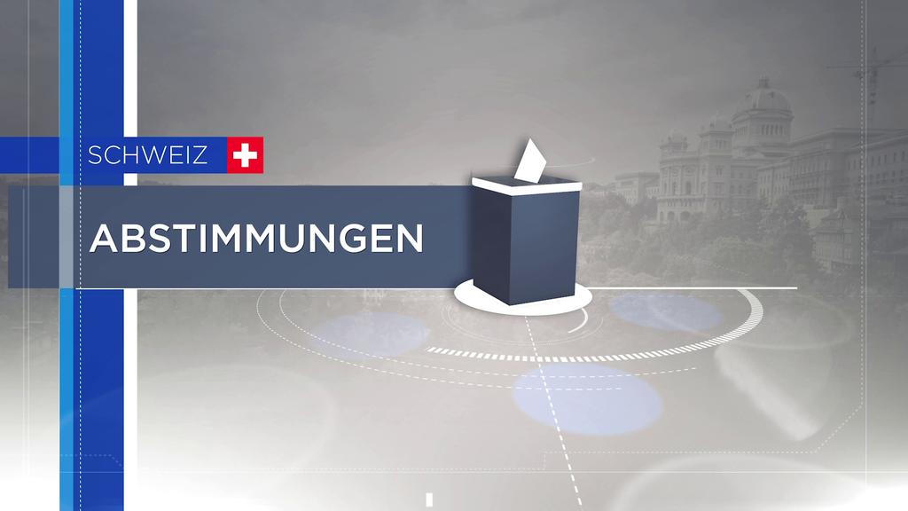 Abstimmungs- und Wahlsonntag, 29. November 2020